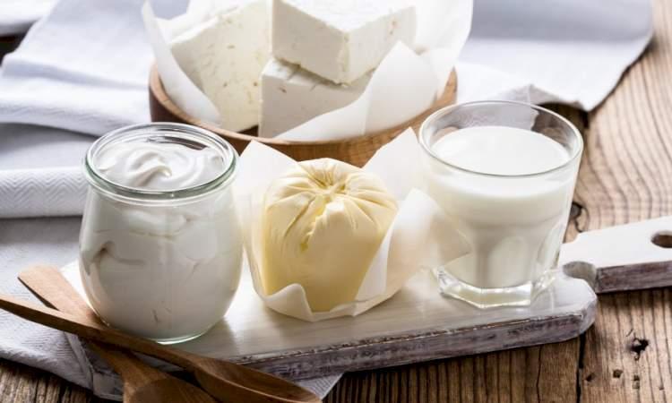 Les produits laitiers de Cowing Out