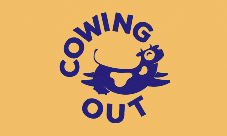 Cowing out